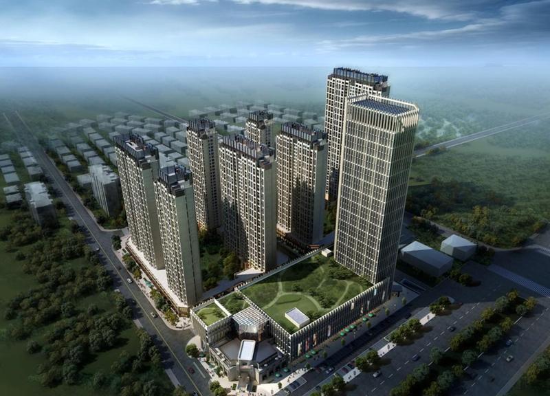 武汉绿地新都会