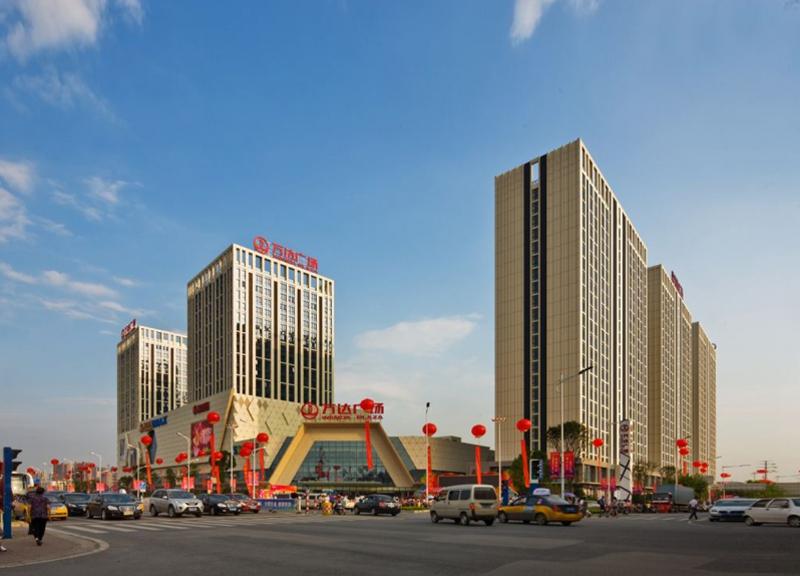 南昌万达广场