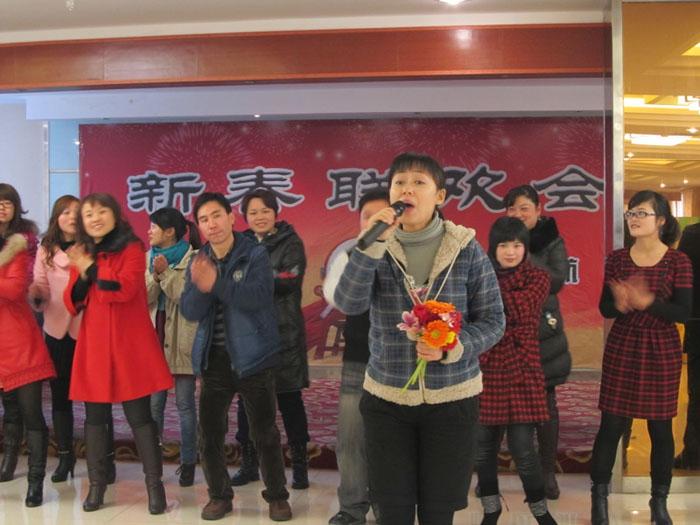 """TPY万博体育app手机版下载2011""""忠诚员工奖""""表彰大会"""