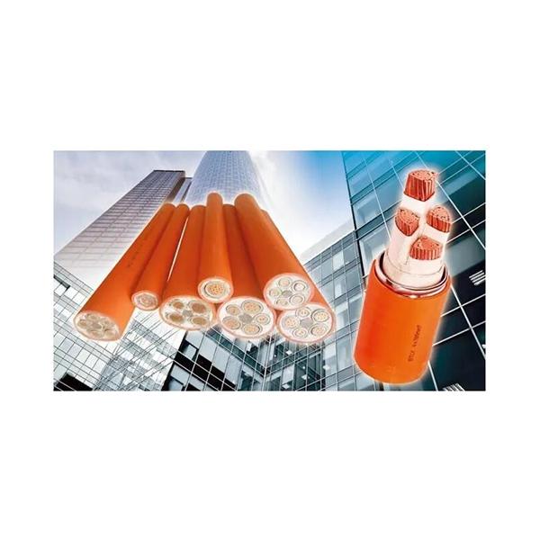 柔性矿物质绝缘防火电缆